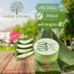 Nature Republic Aloe Vera 92% Soothing Gel Original Korea