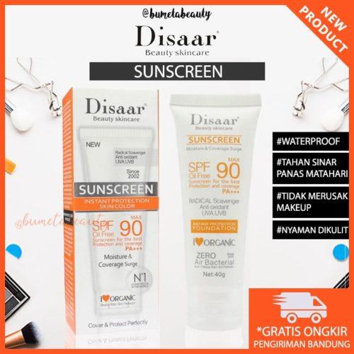Disaar Sunscreen SPF90 Max PA++ Sunblock Bandung