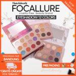 Focallure Eyeshadow Pallete 12 Warna Matte