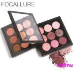 Focallure Eyeshadow Pallete 9 Warna
