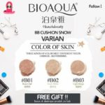 Paket Bioaqua Beauty Chic Trendy Snow