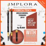 Implora Eyebrow Pencil Brush Spoolie
