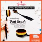 Oval Brush Makeup Foundation
