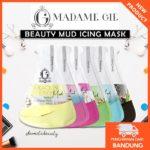 Madame Gie Masker Lumpur Beauty Mud Icing Mask BPOM