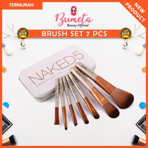 Naked Brush Makeup 7pcs