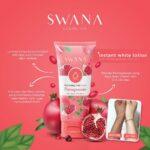 SWANA Body Lotion Peach & Pomegranade