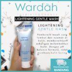 Wardah Lightening Gentle Wash 60ml Facial Wash